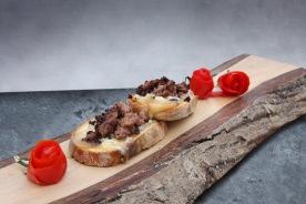 Bruschette Carne 2